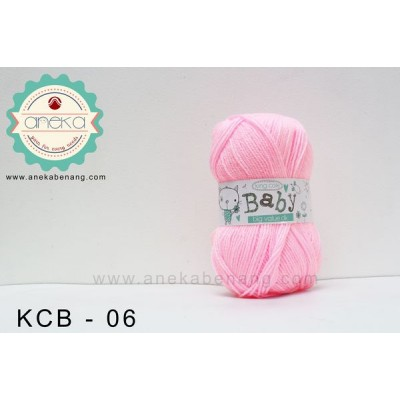 King Cole - Baby Big Value DK #06 (Pink)