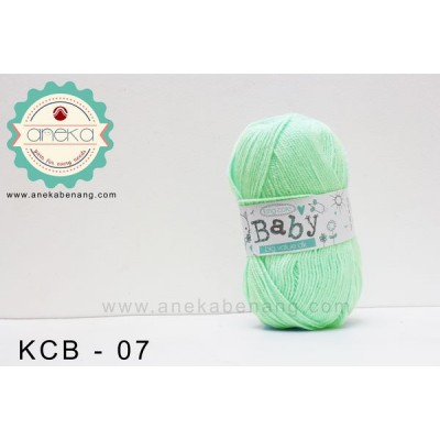 Benang Rajut King Cole - Baby Big Value DK #07 (Nil)