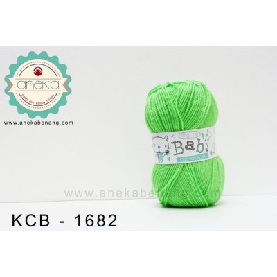 Benang Rajut King Cole - Baby Big Value DK #1682 (Citrus)
