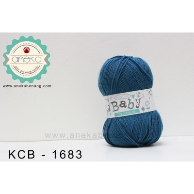 Benang Rajut King Cole - Baby Big Value DK #1683 (Azure)