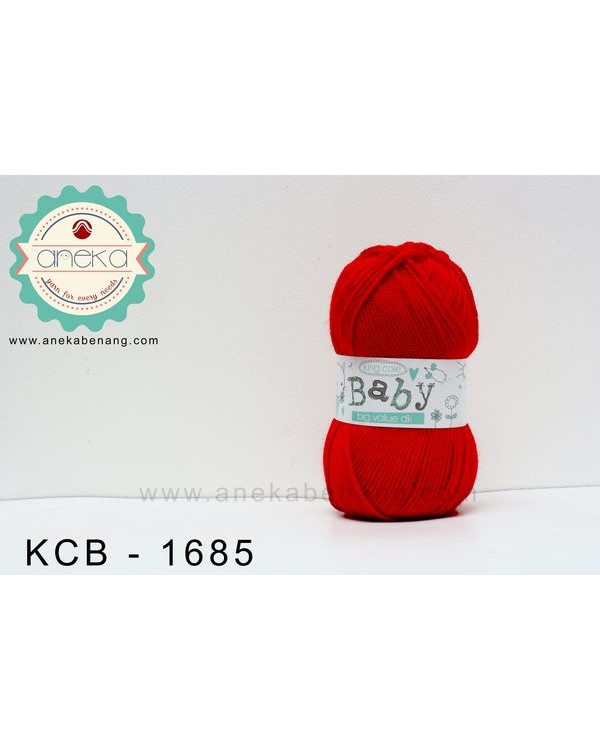 King Cole - Baby Big Value DK #1685 (Red)
