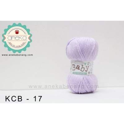 Benang Rajut King Cole - Baby Big Value DK #17 (Lilac)