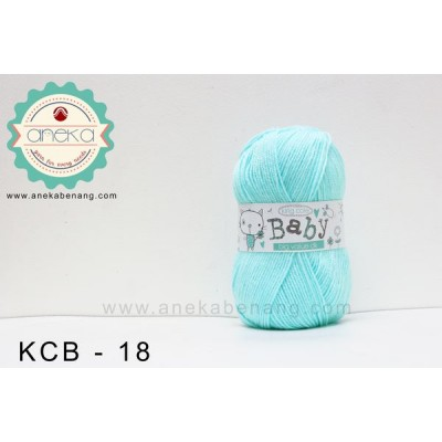 Benang Rajut King Cole - Baby Big Value DK #18 (Turquoise)