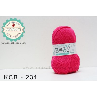 King Cole - Baby Big Value DK #231 (Fuchsia)