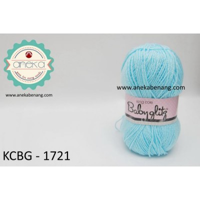 King Cole - Baby Glitz DK #1721 (Turquoise)