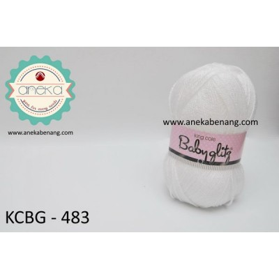 King Cole - Baby Glitz DK #483 (Diamond White)