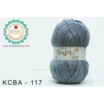 King Cole - Bounty Aran #117 (Blue Mist)