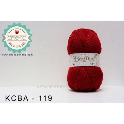 King Cole - Bounty Aran #119 (Cranberry)