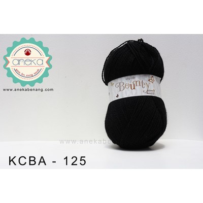 King Cole - Bounty Aran #125 (Black)