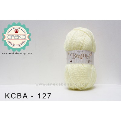 King Cole - Bounty Aran #127 (Cream)