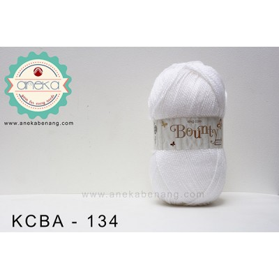 King Cole - Bounty Aran #134 (White)