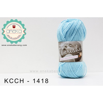 King Cole - Cherish Baby DK #1418 (Pale Blue)