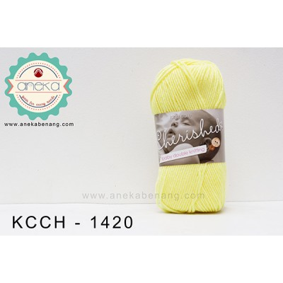 King Cole - Cherish Baby DK #1420 (Lemon)