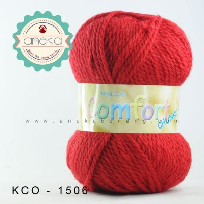 King Cole - Comfort Chunky #1506 (Claret)