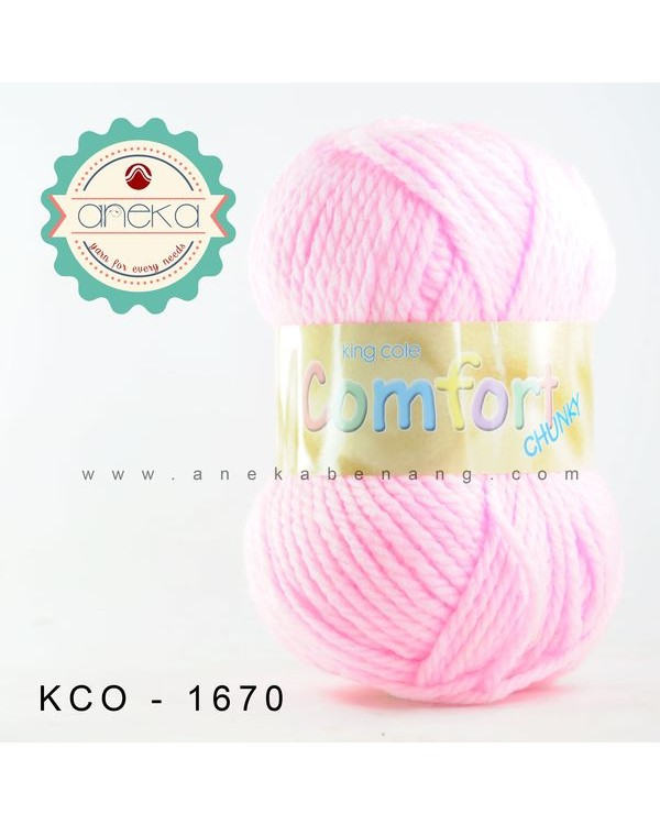 King Cole - Comfort Chunky #1670 (Candy)