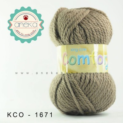 King Cole - Comfort Chunky #1671 (Bark)