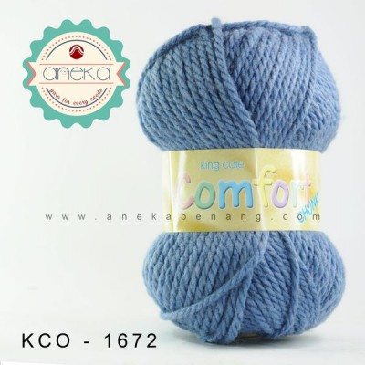 King Cole - Comfort Chunky #1672 (Denim)