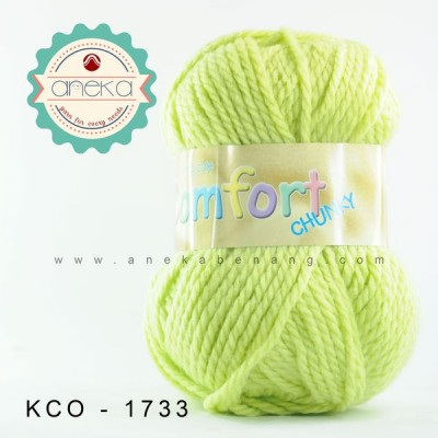 King Cole - Comfort Chunky #1733 (Lime)