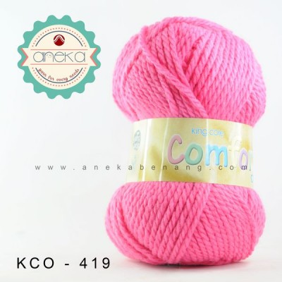King Cole - Comfort Chunky #419 (Raspberry)