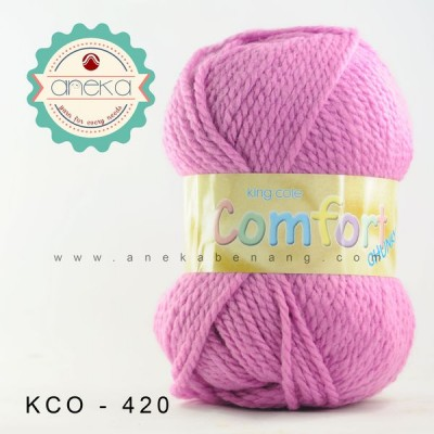 King Cole - Comfort Chunky #420 (Grape)