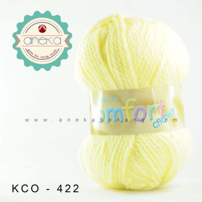 King Cole - Comfort Chunky #422 (Lemon)