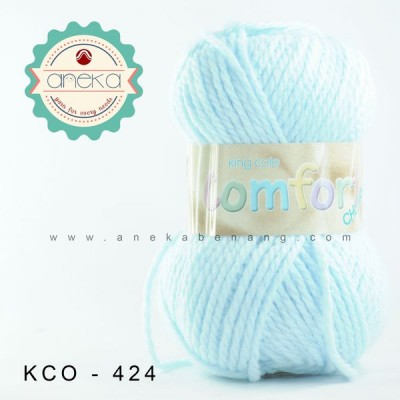 King Cole - Comfort Chunky #424 (Ice)