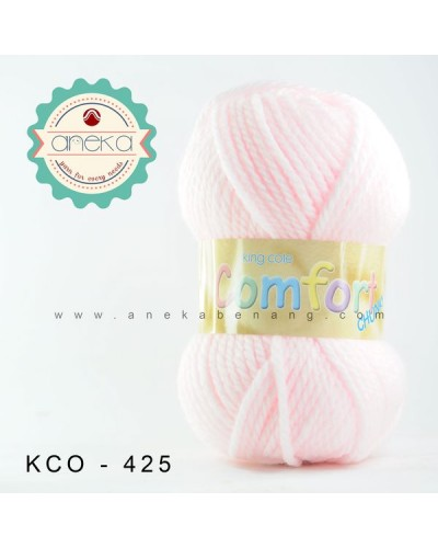 King Cole - Comfort Chunky #425 (Soft Pink)