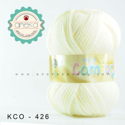 King Cole - Comfort Chunky #426 (Cream)