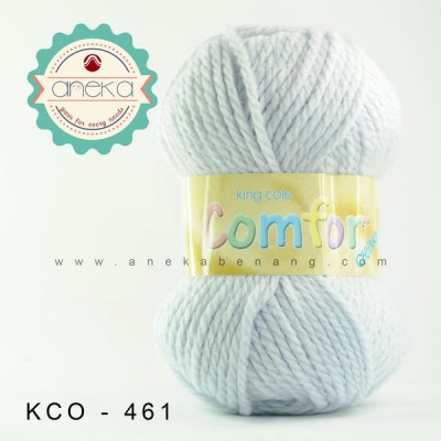 King Cole - Comfort Chunky #461 (Silver)