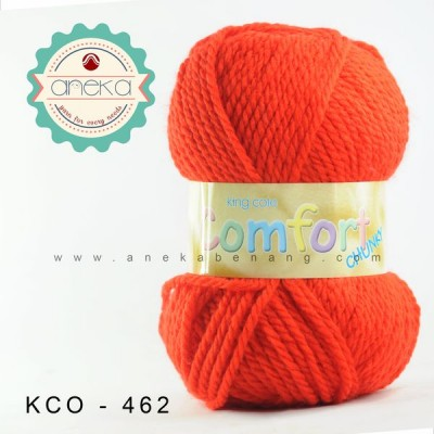 King Cole - Comfort Chunky #462 (Red)