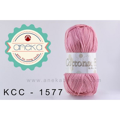 King Cole - Cottonsoft DK #1577 (Rose Petal)