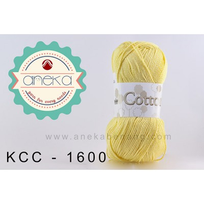 King Cole - Cottonsoft DK #1600 (Buttercup)