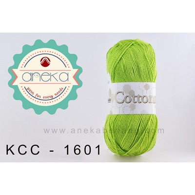 King Cole - Cottonsoft DK #1601 (Lime)