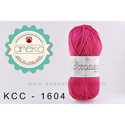 King Cole - Cottonsoft DK #1604 (Raspberry)