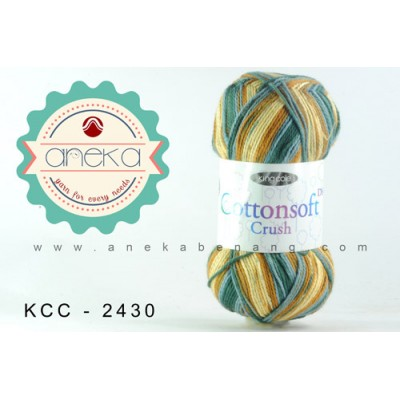 King Cole - Cottonsoft Crush DK #2430 (Willow)