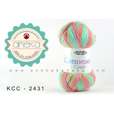 King Cole - Cottonsoft Crush DK #2431 (Watermelon)