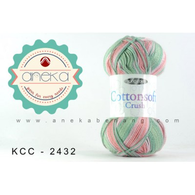 King Cole - Cottonsoft Crush DK #2432 (Petal)