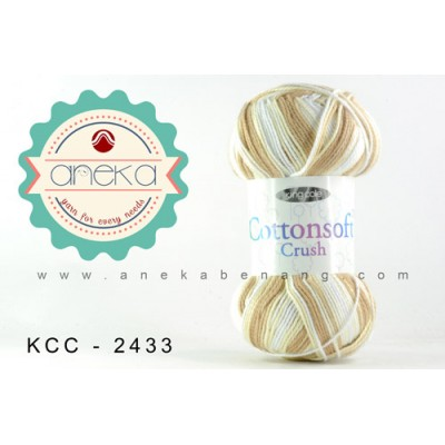 King Cole - Cottonsoft Crush DK #2433 (Calico)