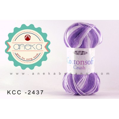 King Cole - Cottonsoft Crush DK #2437 (Smoothie)