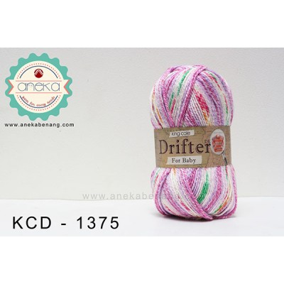 King Cole - Drifter For Baby DK #1375 (Lilac Tints)