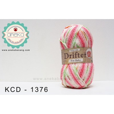King Cole - Drifter For Baby DK #1376 (Princess)