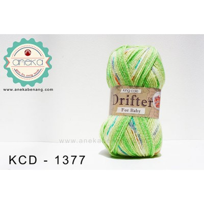 King Cole - Drifter For Baby DK #1377 (Spearmint)
