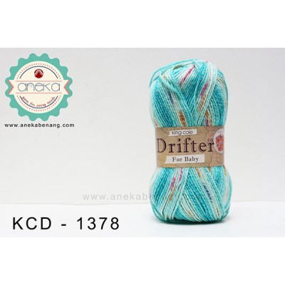 King Cole - Drifter For Baby DK #1378 (Kingfisher)