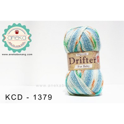 King Cole - Drifter For Baby DK #1379 (Boy Blue)