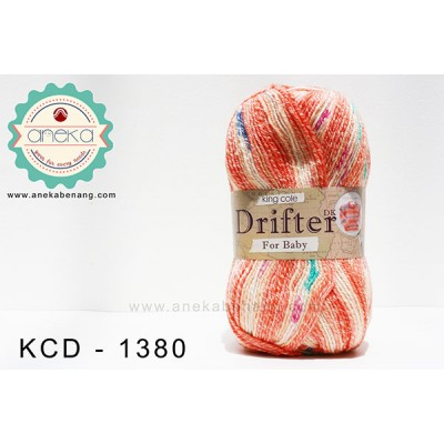 King Cole - Drifter For Baby DK #1380 (Shrimp)
