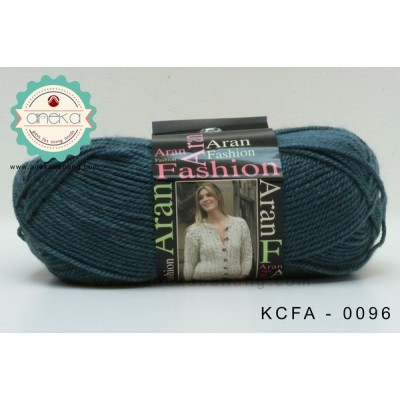 King Cole - Fashion Aran #0096 (Slate Blue)