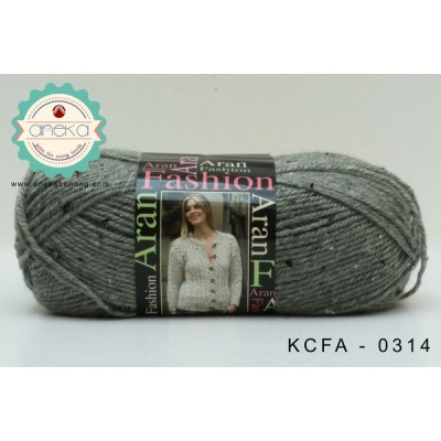 King Cole - Fashion Aran #0314 (Graphite)