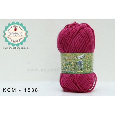 King Cole - Merino Blend Aran #1538 (Raspberry)