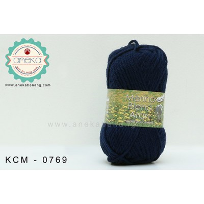 King Cole - Merino Blend Aran #0769 (Navy)
