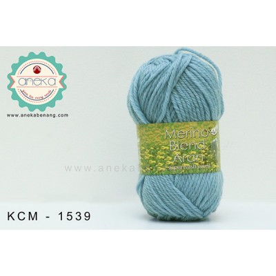 King Cole - Merino Blend Aran #1539 (Pale Blue)